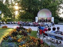 Konzerte im Kurpark