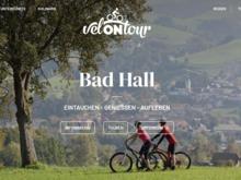 Bad Hall ist auf Velontour